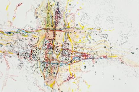 cartographie non cartésienne
